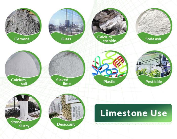 limestone application