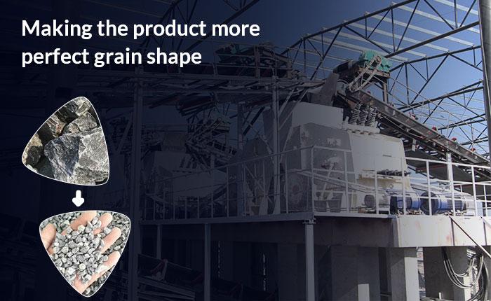 perfect grain shape