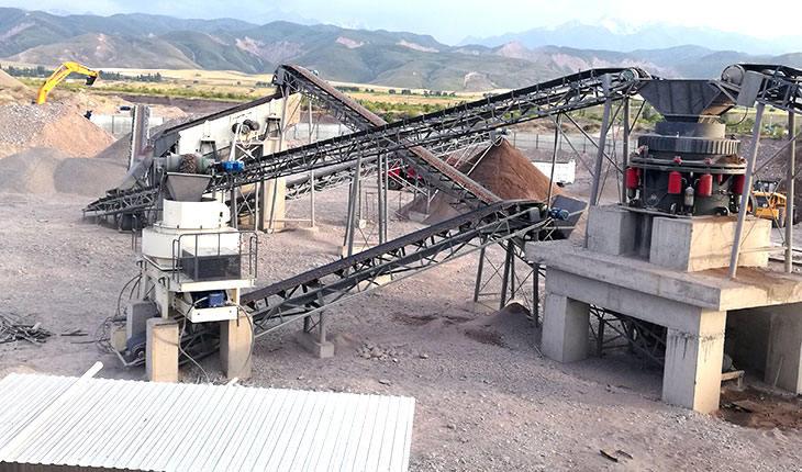 Zimbabwe customer's Production spot