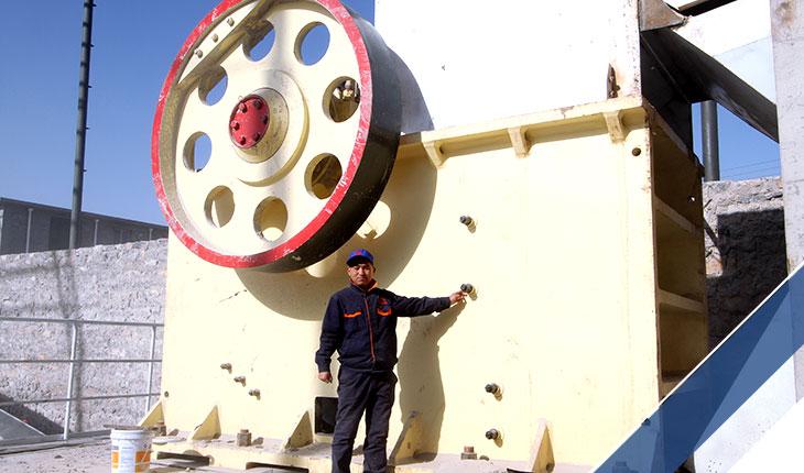 jaw rock crusher of HXJQ manufacturer