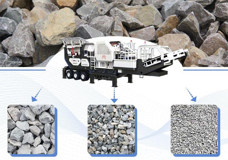 mining materials from HXJQ