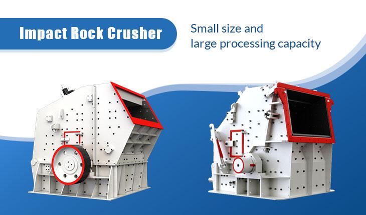 Hongxing Machinery impact rock crusher