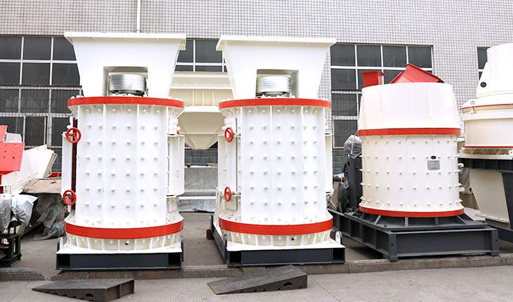 HXJQ compound crusher machine