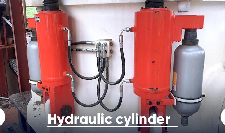hydraulic cone