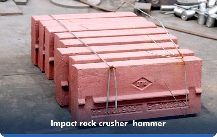 impact crusher hammer